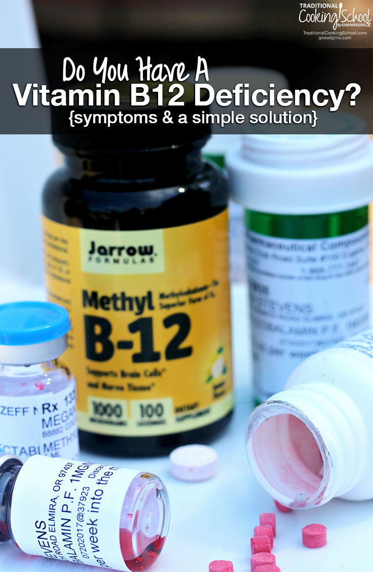 Vitamin B12 deficiency is common... yet subtle. It can masquerade as another sickness or deficiency. Learn the signs and symptoms of a B12 deficiency, which lab tests to ask for, plus the best way to supplement with B12 to restore your energy and boost your immune system.