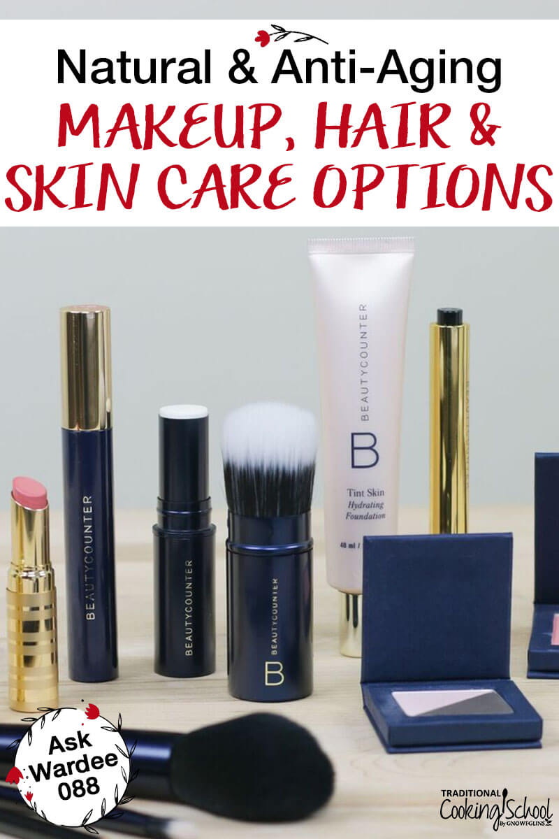 beautycounter natural safer skin care makeup wardee