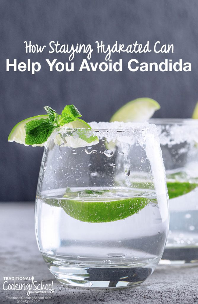 How Staying Hydrated Can Help You Avoid Candida | Do you know the dangers of dehydration? Migraines, less energy, compromised immunity, and... candida? As an opportunistic pathogen, candida can use an immune system weakened by dehydration to gain a foot hold. Here's how staying hydrated can help you avoid candida!