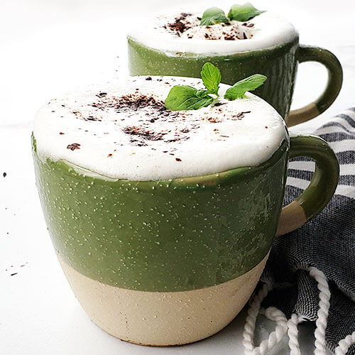 You won't find any heavily processed white chocolate chips in this Instant Pot White Hot Chocolate. This is the real deal -- a true, from-scratch drink made with nourishing ingredients and in just 6 minutes! Plus, with 3 special flavor options -- like cinnamon spice, peppermint, and almond-vanilla -- and a dairy-free option, it's a perfect allergy-friendly drink for one or for a holiday party!