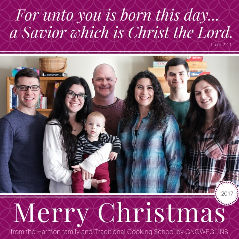 Jesus is the sinless Savior of the world! What a gift He is; the only gift we need! We pray that all of you would believe in Him, know Him, serve Him, and grow in His love. We are thankful for you and pray you experience God's love and peace this Christmas. God bless you!