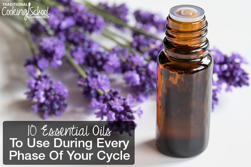 Headaches, cramps, and bloating... Then, confidence, focus, and energy... Women run the gamut of weird, cycle-related symptoms! Can essential oils act like or balance hormones in the body? Find out! Plus, learn the 10 essential oils to use during every phase of your cycle -- from menstruation to ovulation to PMS -- for hormone balance, pain relief, libido, brain fog, and more!