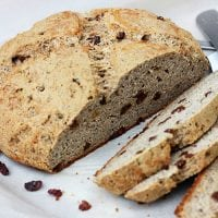 Soda breads are reliable, easy, and require only simple ingredients that most people keep on-hand. No yeast, no starter, no kneading... This Gluten-Free Soaked Irish Soda Bread combines traditional preparation methods with a traditional loaf for the healthiest loaf for gut and body!