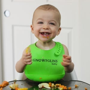 5 Things That Surprised Me About Baby-Led Weaning! {Is Your Baby A GNOWFGLINS Baby, Too?}